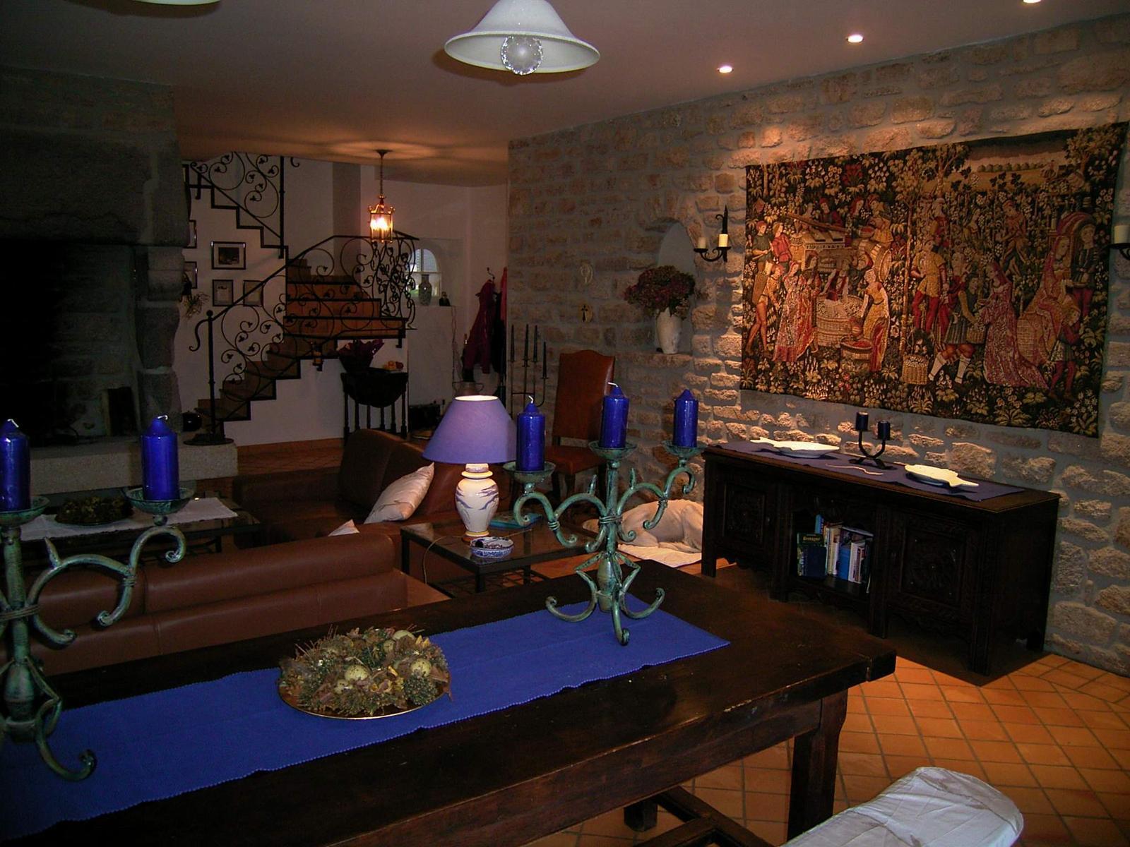 rustikales wohnzimmer ideen inspiration. Black Bedroom Furniture Sets. Home Design Ideas